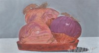 Fine art  - Beauty of Onions by Artist Sai Kumar