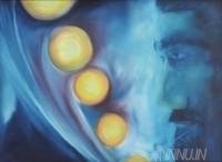 Fine art  - Untitled -3 by ArtistMoni Mulamcadu