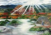 Fine art  - Untitled -4 by ArtistMoni Mulamcadu