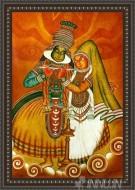 Fine art  - Kathakaliby ArtistAjesh K.K