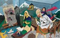 Fine art  - Hussain