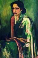 Fine art  - Sumairby ArtistAmrita Sher-Gil