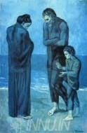 Fine art  - The Tragedyby ArtistPablo Picasso