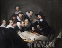 Fine art  - The Anatomy Lesson of Dr. Nicolaes Tulpby ArtistRembrandt