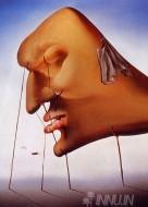 Fine art  - Sleepby ArtistSalvador Dali