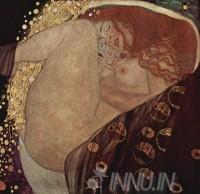 Fine art  - Danaëby ArtistGustav Klimt