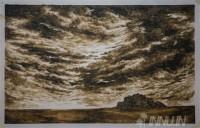 Fine art  - Towards the Horizonby ArtistVyshakh K