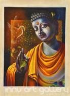Fine art  - Buddhaby ArtistHari Kumar