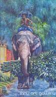 Fine art  - Elephantby ArtistHari Kumar