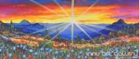 Fine art  - The Sun Riseby ArtistMartin