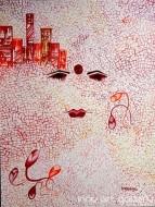 Fine art  - The Krishna 3by ArtistKankana Pala